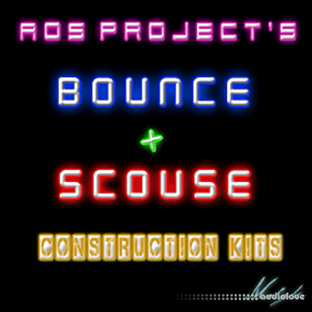 Molgli Bounce and Scouse Construction Kits WAV MiDi