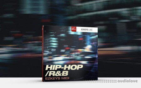 Toontrack Hip-Hop/RnB EZkeys MiDi MiDi WiN MacOSX