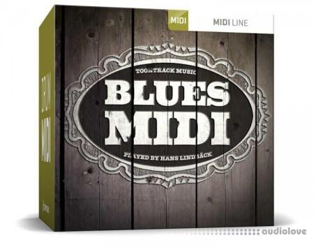 Toontrack The Blues MiDi