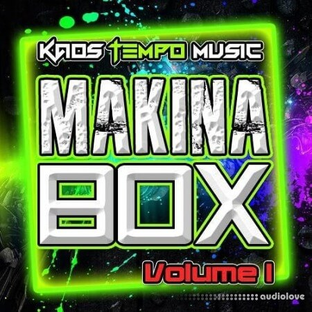 Kaos Tempo Music Makina Box Volume 1 WAV MiDi