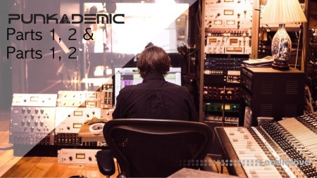 Punkademic Music Composition Bundle Composition and Film Scoring 1 & 2 TUTORiAL