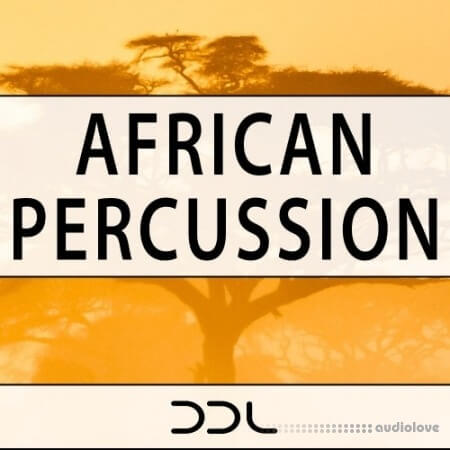 Deep Data Loops African Percussion