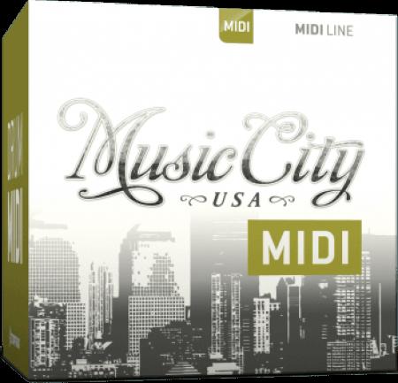 Toontrack Music City USA MiDi WiN MacOSX