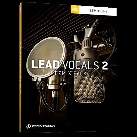 Toontrack Lead Vocals 2 EZmix Pack v1.0.0 Plugins Presets