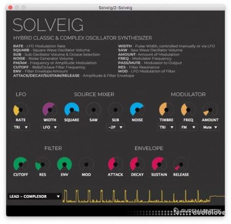 Puremagnetik Solveig v1.0.1 WiN MacOSX