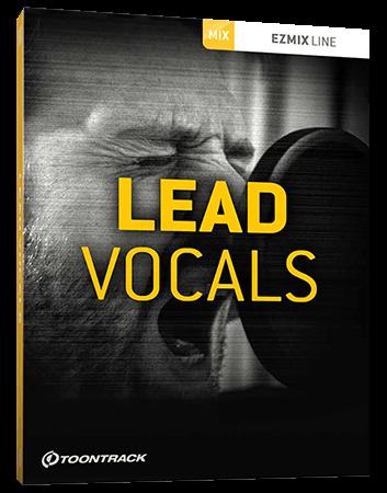 Toontrack Lead Vocals EZmix Pack v1.0.0 Plugins Presets