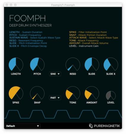Puremagnetik Foomph v1.0.1 WiN MacOSX