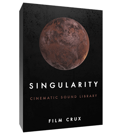 FILM CRUX Singularity WAV