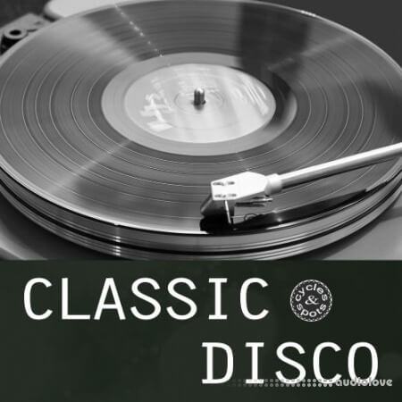 Cycles and Spots Classic Disco WAV MiDi