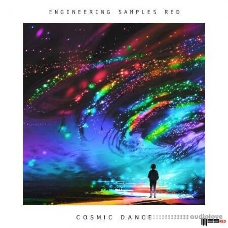 Engineering Samples RED Cosmic Dance WAV MiDi