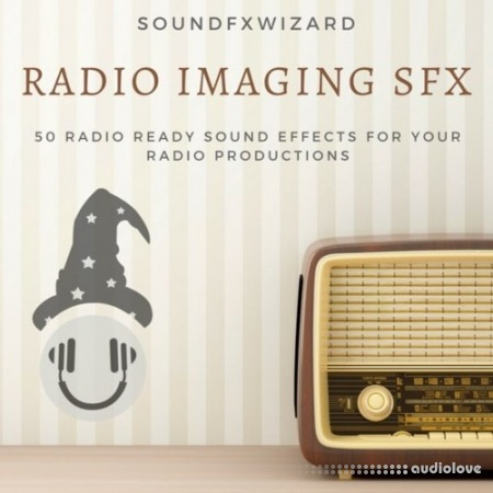SoundFxWizard Radio Imaging SFX WAV