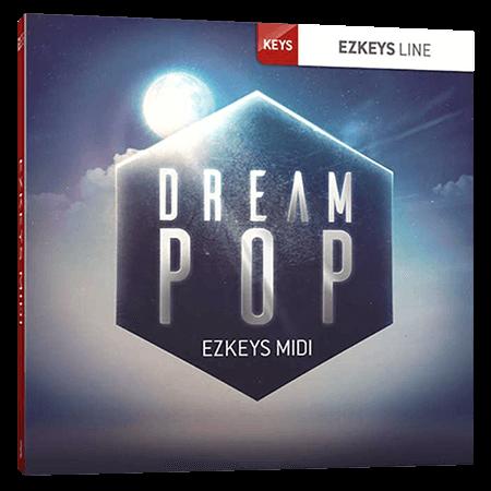 Toontrack Dream Pop EZkeys MiDi MacOSX