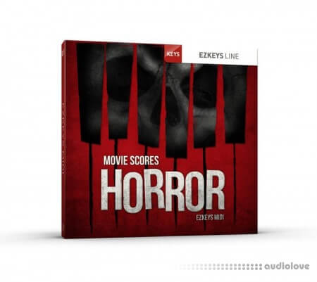 Toontrack Movie Scores Horror EZkeys MiDi MiDi WiN MacOSX