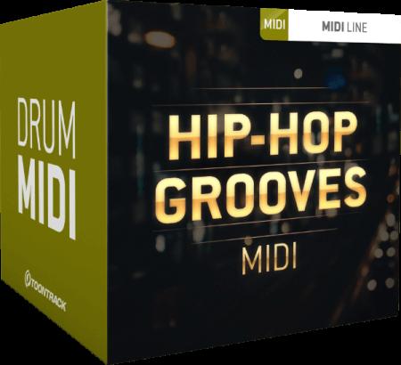Toontrack Hip-Hop Grooves MiDi WiN MacOSX