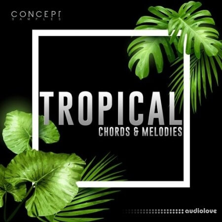 Concept Samples Tropical Chords and Melodies WAV
