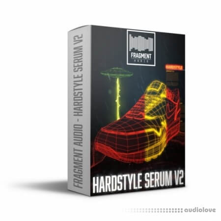 Fragment Audio Hardstyle for Serum V.2 Synth Presets DAW Templates