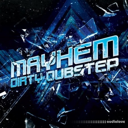 Big Fish Audio Mayhem Dirty Dubstep MULTiFORMAT