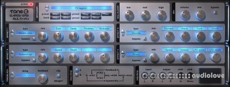 Tone2 Warmverb Multi-FX v1.2.2 / v1.2.1 RETAiL WiN MacOSX