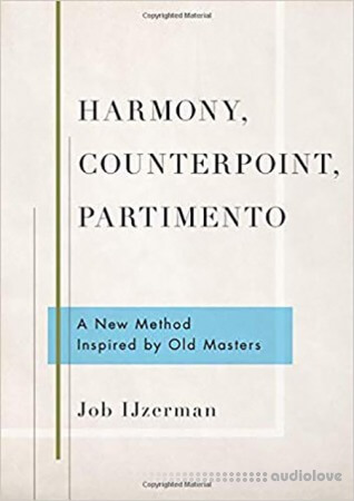 Harmony counterpoint partimento a new method inspired by old masters