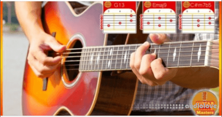 Udemy QUICKLY Become a Jazz Chords Master (Guitar) TUTORiAL