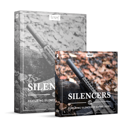 Boom Library Silencers Bundle