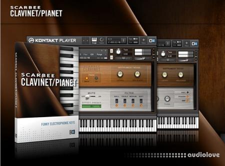 Native Instruments Scarbee Clavinet Pianet v1.3.0 KONTAKT