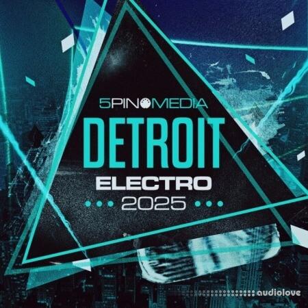 5Pin Media Detroit Electro 2025 MULTiFORMAT