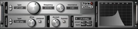 Tone2 BiFilter 2 v2.3 WiN MacOSX