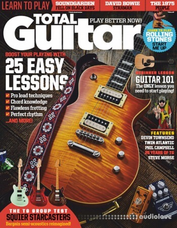 Total Guitar - January 2020