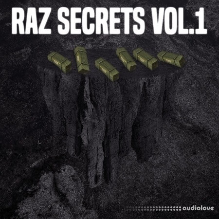 RAZ Sectrets Vol.1 WAV DAW Templates