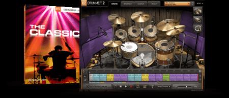 Toontrack The Classic EZX v1.5.1 EZDrummer Superior Drummer