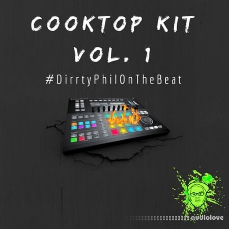 Dunlap Exclusive CookTop Kit Vol.1 #DirrtyPhilOnTheBeat WAV