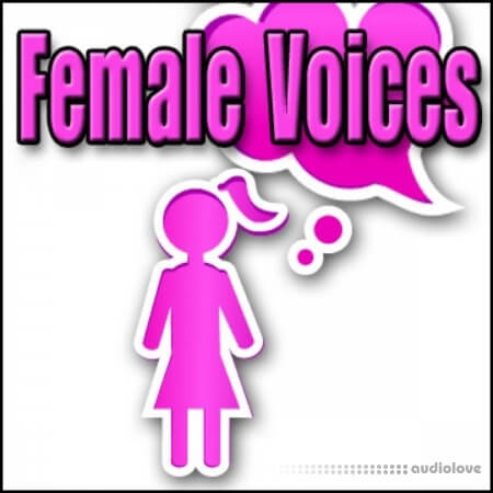 Sound Effects Library Voices (Female) Hot Ideas