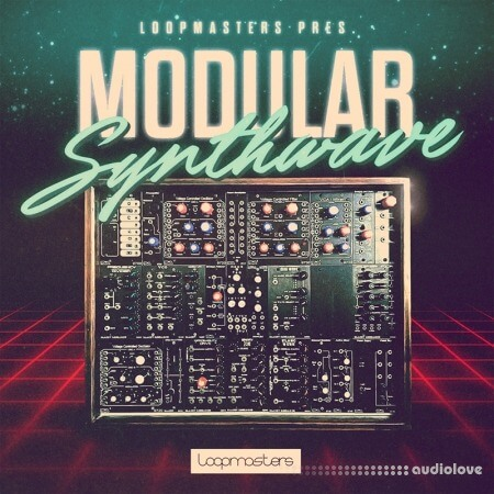 Loopmasters Modular Synthwave MULTiFORMAT