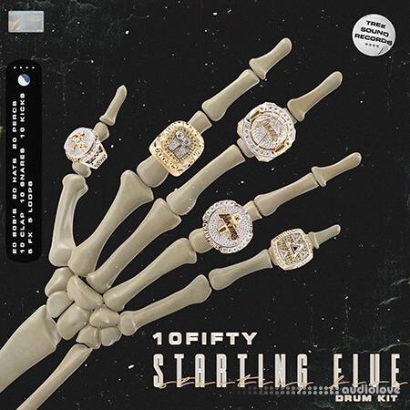 10Fifty Starting Five (Drum Kit) WAV