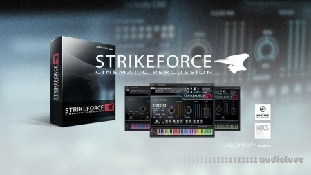 Laboratory Audio Strikeforce KONTAKT