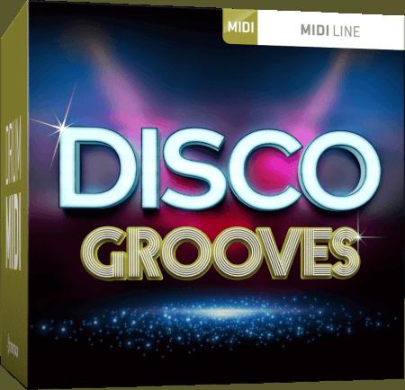 Toontrack Disco Grooves MiDi