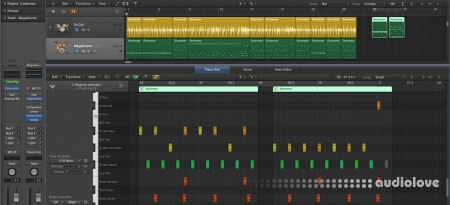 SkillShare Logic Pro X's Drummer Make Awesome Beats and Produce Music with Drummer TUTORiAL