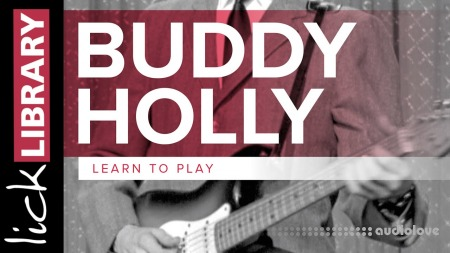 Lick Library Learn To Play Buddy Holly TUTORiAL