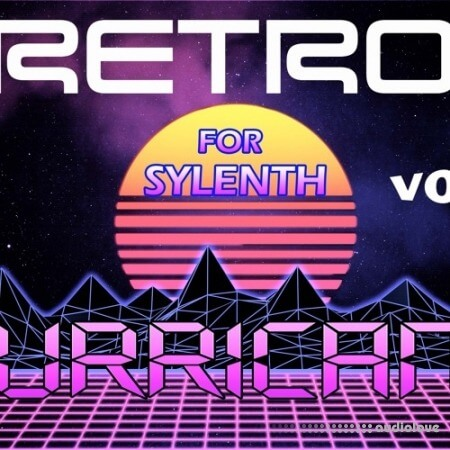 Producerbox Lunar Pole Retro Hurricane Synthwave Synth Presets