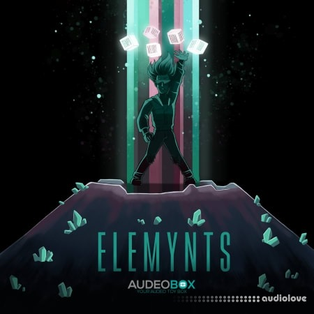 AudeoBox Elemynts Vol.1 LoFi WAV