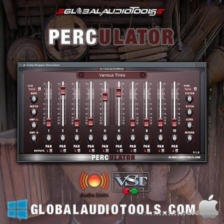 Global Audio Tools Perculator VST WiN