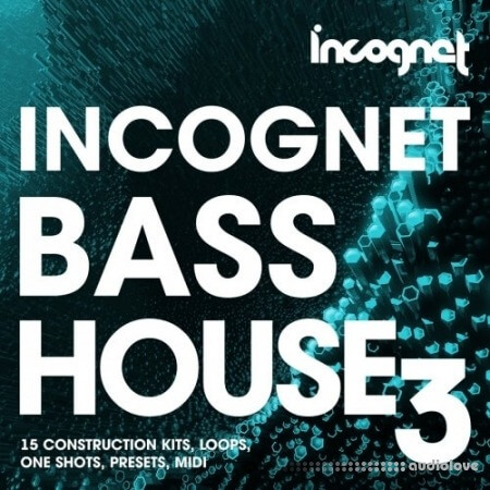 Incognet Bass House Vol.3 WAV MiDi Synth Presets