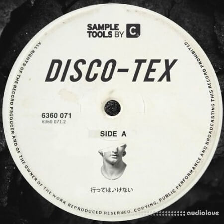 Sample Tools by Cr2 Disco-Tex