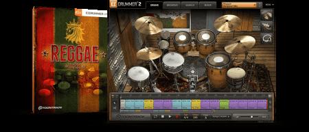 Toontrack Reggae EZX v1.0.2 EZDrummer Superior Drummer