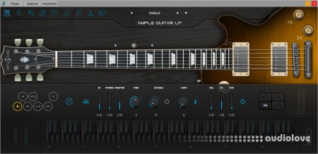 Ample Sound Ample Guitar LP III v3.1.0 WiN MacOSX