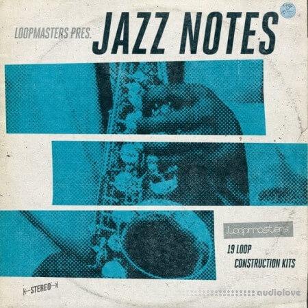 Loopmasters Jazz Notes WAV REX