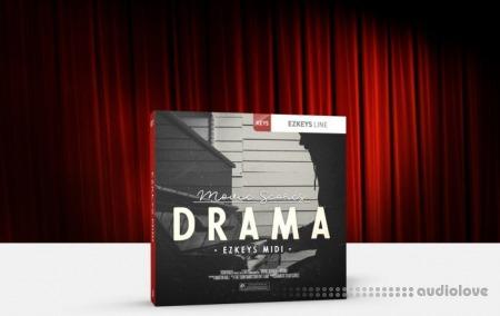 Toontrack Movie Scores Drama EZkeys MiDi MiDi WiN MacOSX