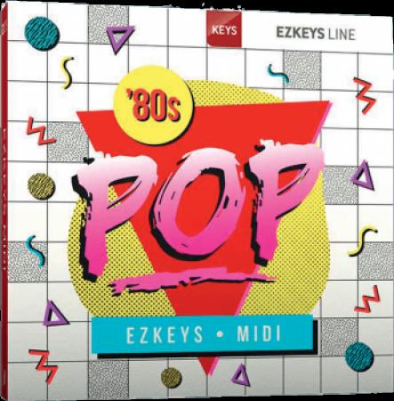 Toontrack Eighties Pop EZkeys MiDi WiN MacOSX