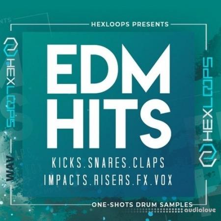 Hexloops EDM Hits WAV MiDi